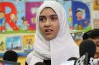 کینیڈا میں ایک جنونی نے حملہ کر کے مسلمان بچی کا حجاب پھاڑ دیا