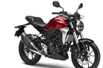 ہونڈاکی نئی سی بی 300آر موٹر سائیکل متعارف