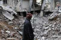 شام میں ظلم و بربریت عروج پر