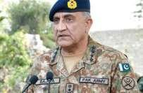 سیکیورٹی فورسز کی عظیم قربانیوں کے باعث ملک امن کی راہ پر گامزن ہو گیا ..