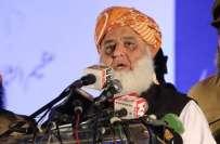 سینئیر صحافی نے مولانا فضل الرحمان پر الزامات کی بارش کر دی