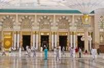مسجد نبوی شریف میں 10ہزار معتکفین کیلئے جگہ مختص