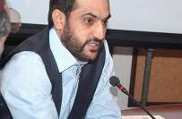ہم چاہتے ہیں اس بار چیئرمین سینٹ بلوچستان سے ہو ، میر عبدالقدوس بزنجو