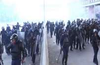 ایپکا ملازمین کی مطالبات پورے نہ ہونے پر ملک بھر بشمول آزاد جموں و کشمیر ..