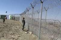 افغان سرحد پر باڑ لگانے والے جوانوں پر سرحد پار سے فائرنگ، سپاہی نیاز ..