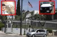امریکی سفارتکار کی گاڑی کی ٹکر سے نوجوان کی ہلاکت، وزیر داخلہ کا سفارتکار ..