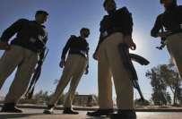 سی سی پی او لاہور کا شہر میں سکیورٹی ہائی الرٹ کرنے کاحکم
