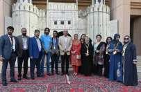 سفارت خانہ پاکستان الریاض میں ہمنوا لیڈیز کلب کے زیر اہتمام کلچرل شو ..