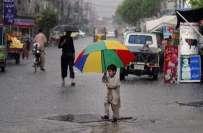 موسم کی کروٹ؛ کل سے ملک بھر میں شدید بارشوں کا سلسلہ شروع ہونے والا ..