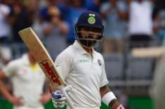 Virat Kohli surpasses Brian Lara with sixth hundred in a losing cause as captain