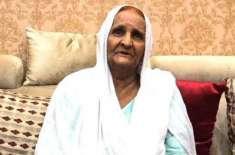 معروف قوال امجد صابری شہید کی والدہ انتقال کرگئیں