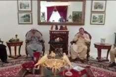بیگم کلثوم نواز کے انتقال پرتعزیت ،نواز شریف اور آصف علی زرداری جیل ..