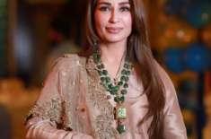 اداکارہ ریما خان کا عمر شریف کی بیٹی کی وفات پر غم کا اظہار