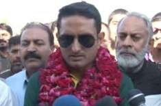 i m happy with my performance: mohammad abbas