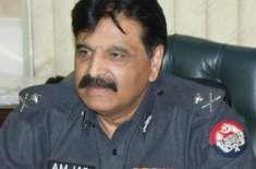 صوبے بھر میں بہترین کرائم فائٹر افسروں کی تعیناتی کے مراحل مکمل ہونے ..