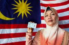 Woman proud to be named 'Malaysia'
