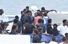 اٹلی کا جرمنی کے ساتھ مہاجرین کی واپسی کے معاہدے پر دستخط سے انکار