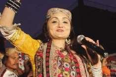 شازیہ خشک، فنکار سندھ کی شہرت دنیا بھر میں