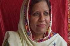 پیپلز پارٹی کی رکن قومی اسمبلی ڈاکٹر نفیسہ شاہ کا پارٹی چیئرمین بلاول ..