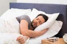 رات کو دس سے صبح چھے بجے تک کی نیند نوجونانوں کو ذہنی طور پر صحت مند ..