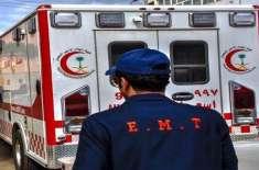 سعودی عرب:الساحل روڈ پر خوفناک حادثہ، 4 افراد ہلاک