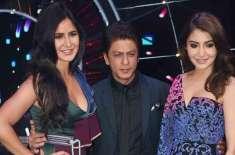 فلم ''زیرو'' کی تشہیر، شاہ رخ خان، کترینہ اور انوشکاکی ''انڈین ..