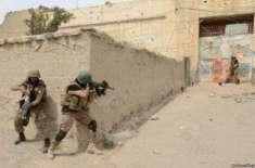بھارت نے دہشت گردوں کے ذریعے پاکستان پر حملہ کروا دیا، 7 فوجی جوان شہید