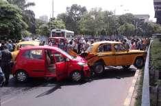 بھارت دنیا بھر میں ٹریفک حادثات سے زیادہ ہلاکتوں کی تعداد میں سرفہرست