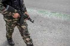بھارت، فوجی اہلکار نے فائرنگ کرکے اپنے دو ساتھیوں کو ہلاک کرنے بعد ..