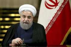 ایران کے ساتھ تنازعہ''تمام جنگوں کی ماں''ہوگا،حسن روحانی کا انتباہ