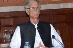 کشمیر کا مسئلہ حل کیے بغیر خطے میں امن قائم نہیں ہوسکتا،وزیر دفاع