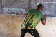 ایک استاد کی بنائی ہوئی  حیرت انگیز تصویر سے پتا چلتا ہے کہ بچے بغیر ..