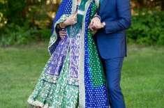 ٹی وی سٹار ثمن انصاری نے امریکہ میں دوسری شادی کرلی