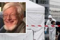 پیرس،یونیورسٹی کے سابق طالب علم نے انگلش ٹیچر کو حلق میں چھرا گھونپ ..