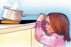 دُبئی: بچوں کے جھُلسنے کے واقعات میں اضافہ ہونے لگا