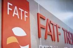 ایف اے ٹی ایف کے ایشیا پیسیفک گروپ کا دورہ پاکستان مکمل،اکتوبر کے وسط ..