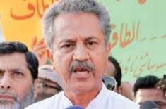 کراچی میں تجاوزات بنانے میں سیاسی جماعتوں کا ہاتھ ہے، وسیم اختر