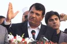پشاور ہائیکورٹ نے نیب کو امیر مقام کی گرفتاری سے روک دیا