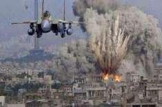 اسرائیلی فوج کی غزہ کی پٹی پر بمباری جاری مزید 5فلسطینی شہید ہو گئے