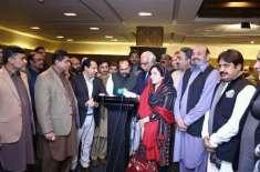 عمران خان فی الفور بلدیاتی فنڈز جاری کریں: فوزیہ خالد