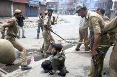 مقبوضہ کشمیرمیں قابض بھارتی حکومت کا صدارتی راج نافذ کرنے کا اعلان