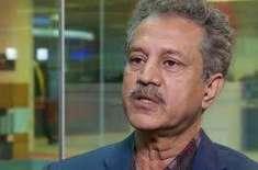 کراچی، تجاوزات کیخلاف مہم کامیابی سے جاری ہے، وسیم اختر