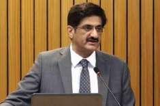 ہمیں پرانا کراچی مل گیا ،اب پرانا پاکستان بھی جلد مل جائیگا،مراد علی ..