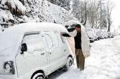 ملک کے شمالی علاقوں میں موسم شدید سردی
