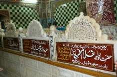 حضرت خواجہ غلام فرید کے 121ویں سالانہ عرس مبارک کی تقریبات کا آغاز