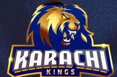 پی ایس ایل 4،کراچی کنگز نے کپتان اور نائب کپتان کا اعلان کردیا