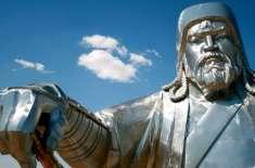چنگیز خان کے حالات زندگی ، جنگوں اور موت کی دلچسپ داستان