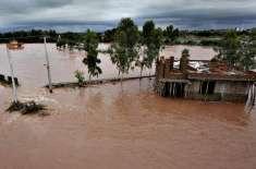 بھارتی کی آبی جارحیت:ستلج، راوی اور چناب میں سیلاب'درجنوں دیہات زیرآب ..