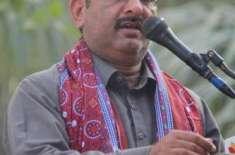 ایم پی اے سردار عون حمید ڈوگر نے تھانے میں بند 25بے گناہ مزدوروں کورہائی ..