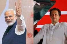 عمران خان نے بھارتی ہم منصب کو جوابی خط لکھ دیا